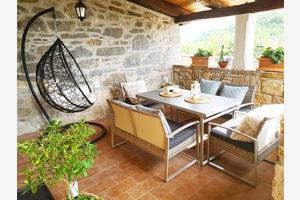 Apartments and rooms with parking space Hum, Central Istria - Središnja Istra - 17939