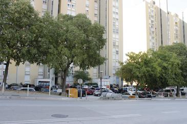 Split, Split, Property 17944 - Apartments with pebble beach.