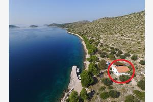 Secluded fisherman's cottage Sit, Kornati - 17948