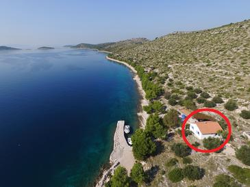 Sit, Kornati, Property 17948 - Vacation Rentals by the sea.