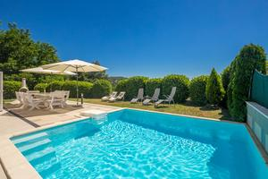 Luxury villa with a swimming pool Poljane (Opatija) - 17956