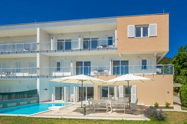 Poljane, Opatija, Property 17956 - Vacation Rentals with pebble beach.