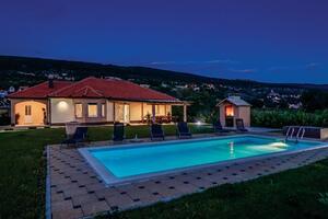 Casa con piscina per famiglia Postranje, Morlacca - Zagora - 17969