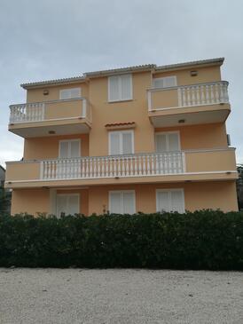 Novalja, Pag, Property 17973 - Apartments near sea with pebble beach.