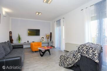 Klis, Гостиная в размещении типа apartment, доступный кондиционер и WiFi.