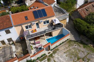 Tribalj, Crikvenica, Property 17992 - Vacation Rentals with pebble beach.