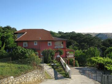 Lopar, Rab, Property 18005 - Apartments with sandy beach.