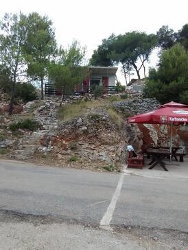 Tvrdni Dolac, Hvar, Propiedad 18006 - Alquiler de Vacaciones near sea with pebble beach.