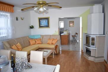 Ripenda Verbanci, Obývací pokoj v ubytování typu apartment, WiFi.