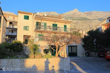 Makarska, Makarska, Property 18028 - Apartments and Rooms with pebble beach.