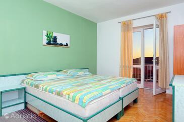 Makarska, Bedroom in the room, WiFi.
