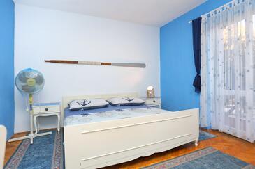 Makarska, Ložnice v ubytování typu room, WiFi.