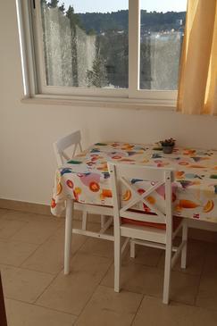 Lumbarda, Столовая в размещении типа apartment, Домашние животные допускаются и WiFi.