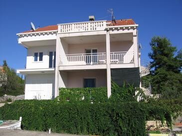 Lumbarda, Korčula, Objekt 18037 - Ubytování s oblázkovou pláží.