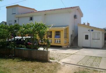 Zaton, Zadar, Objekt 18050 - Ubytování v blízkosti moře s písčitou pláží.