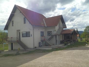 Saborsko, Plitvice, Objekt 18058 - Ubytování v Chorvatsku.