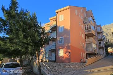 Makarska, Makarska, Объект 18063 - Апартаменты с галечным пляжем.