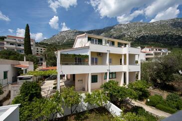 Igrane, Makarska, Property 18069 - Apartments near sea with pebble beach.