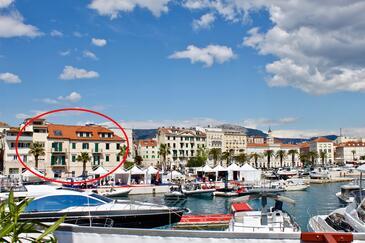 Split, Split, Objekt 18079 - Ubytování v blízkosti moře.
