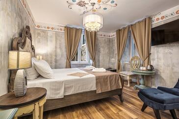 Split, Спальня в размещении типа room, доступный кондиционер и WiFi.