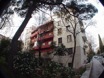 Split, Split, Objekt 18087 - Ubytování s písčitou pláží.