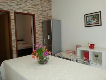 Ražanj, Jadalnia w zakwaterowaniu typu apartment, Dostępna klimatyzacja i WiFi.