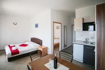 Brist, Camera di soggiorno nell'alloggi del tipo apartment, WiFi.