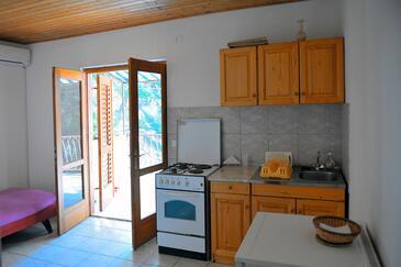 Ivan Dolac, Esszimmer in folgender Unterkunftsart apartment, Klimaanlage vorhanden, Haustiere erlaubt und WiFi.