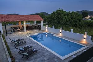 Family friendly apartments with a swimming pool Gustirna, Trogir - 18113