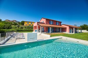 Luxury villa with a swimming pool Oprtalj, Central Istria - Središnja Istra - 18124