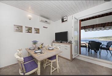 Kanica, Столовая в размещении типа apartment, доступный кондиционер и WiFi.