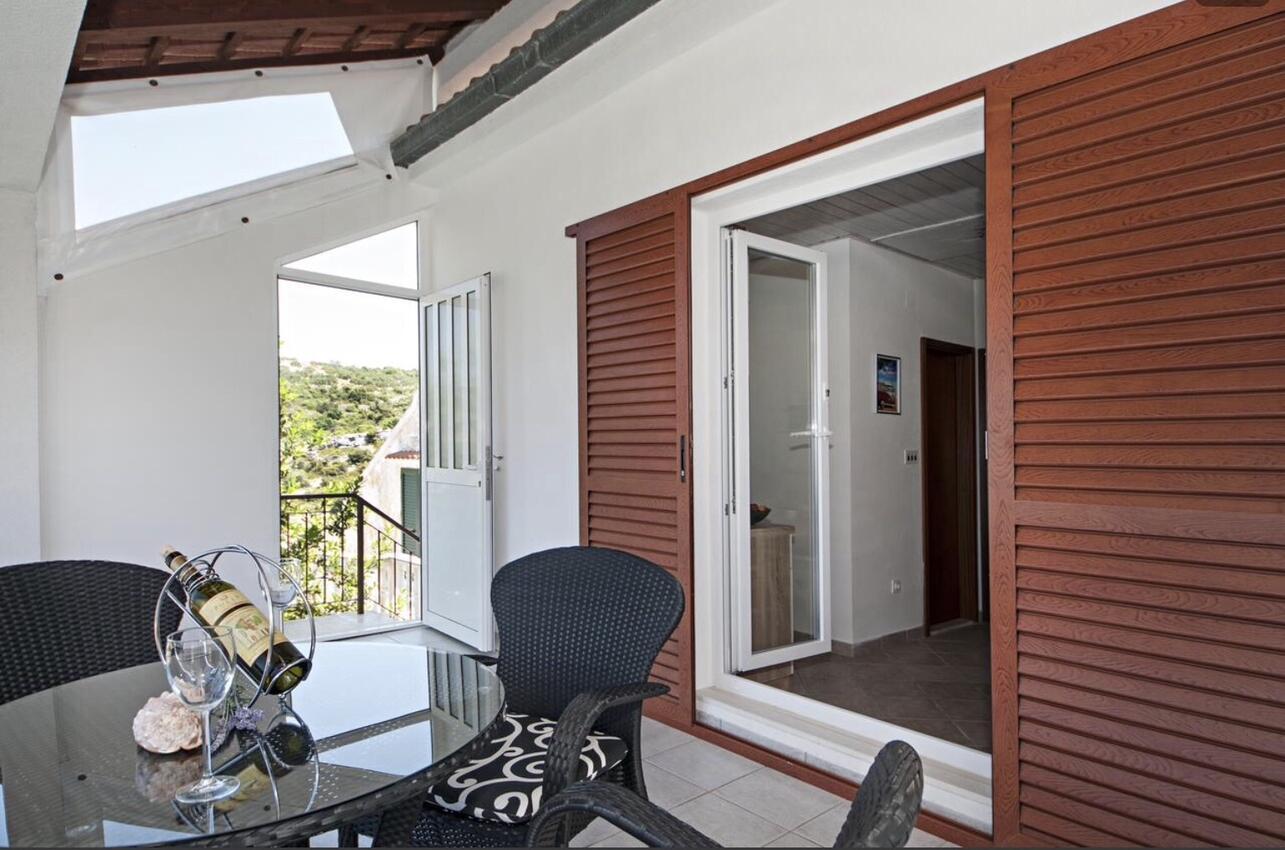 Ferienwohnung im Ort Kanica (Rogoznica), Kapazität 4+0 (2745759), Kanica, , Dalmatien, Kroatien, Bild 11