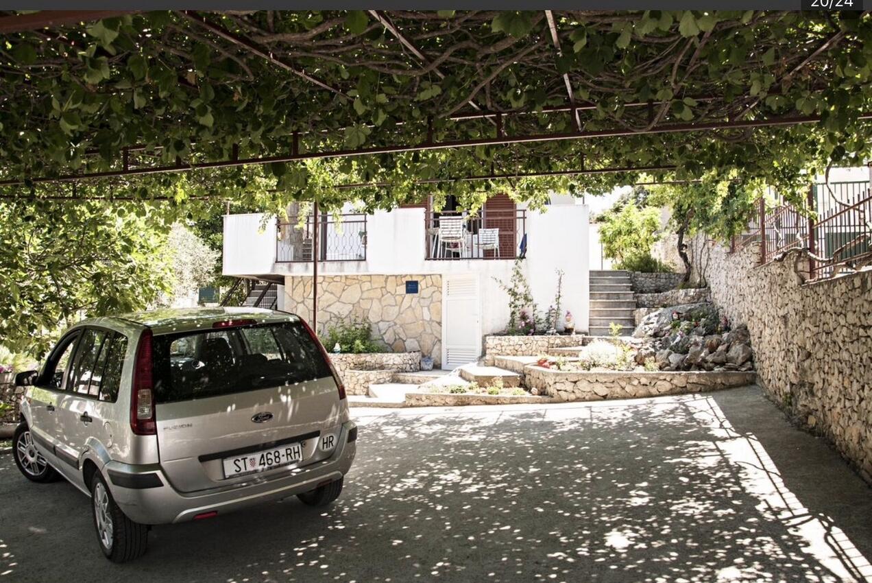 Ferienwohnung im Ort Kanica (Rogoznica), Kapazität 4+0 (2745759), Kanica, , Dalmatien, Kroatien, Bild 13