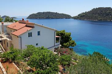 Karbuni, Korčula, Property 18137 - Apartments by the sea.