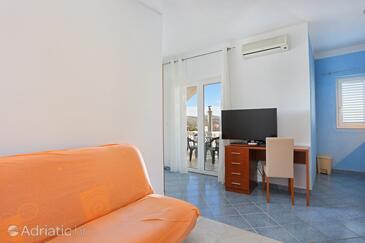 Seget Vranjica, Гостиная в размещении типа apartment, доступный кондиционер и WiFi.