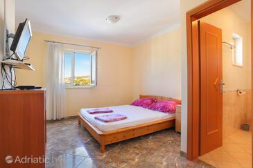 Seget Vranjica, Ložnice 1 v ubytování typu apartment, WiFi.