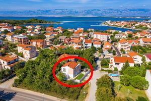 Holiday house with a parking space Nin, Zadar - 18143