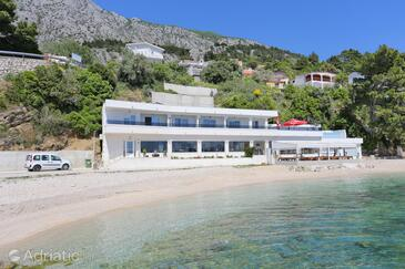 Živogošće - Porat, Makarska, Property 18150 - Apartments near sea with pebble beach.