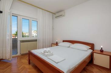 Duće, Hálószoba szállásegység típusa room, légkondicionálás elérhető és WiFi .