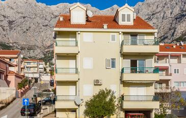 Makarska, Makarska, Property 18170 - Apartments with pebble beach.