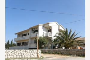 Apartments with a parking space Povljana, Pag - 18177