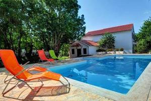 Family friendly house with a swimming pool Bisko, Zagora - 18181