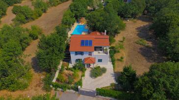 Bisko, Zagora, Objekt 18181 - Počitniška hiša s prodnato plažo.