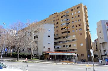 Split, Split, Objekt 18184 - Apartmani sa pješčanom plažom.