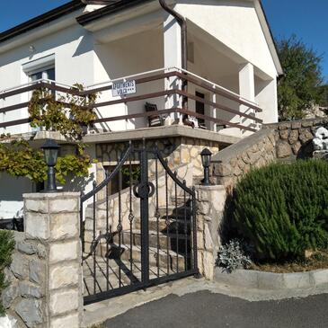 Sveti Juraj, Senj, Property 18190 - Apartments with pebble beach.
