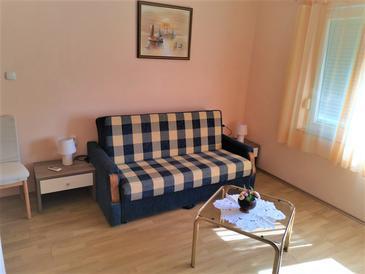 Tisno, Nappali szállásegység típusa apartment, WiFi .