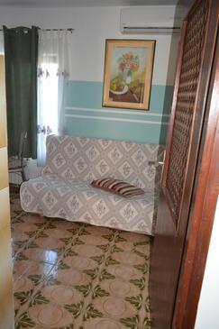 Rovinj, Гостиная в размещении типа apartment, доступный кондиционер и Домашние животные допускаются.