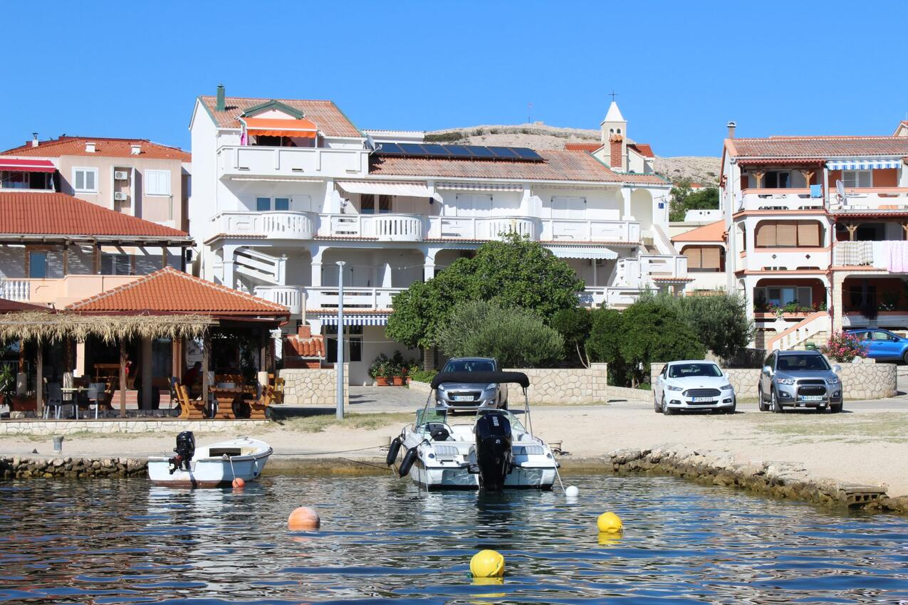 Ferienwohnung im Ort Kustii (Pag), Kapazität 4+2 (2790132), Kustici, Insel Pag, Kvarner, Kroatien, Bild 1