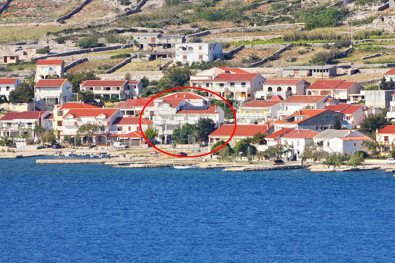 Ferienwohnung im Ort Kustii (Pag), Kapazität 2+3 (2790133), Kustici, Insel Pag, Kvarner, Kroatien, Bild 16
