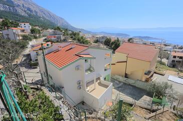 Makarska, Makarska, Объект 18213 - Апартаменты с галечным пляжем.